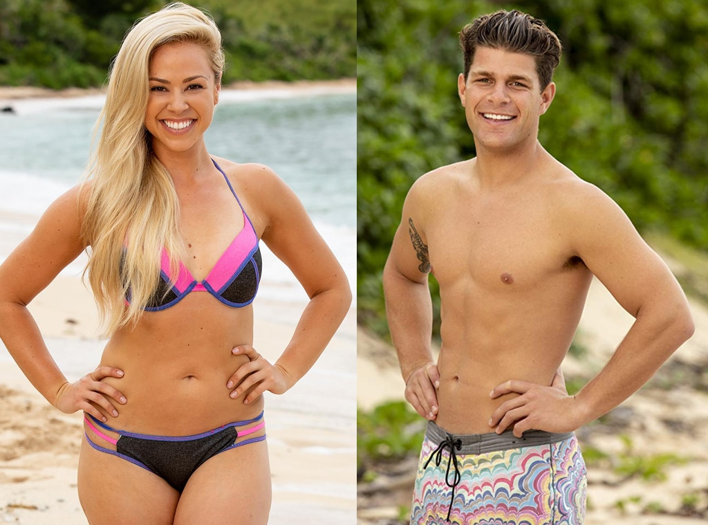 """Alec Merlino & Kara Kay -  After competing on Season 37 or  Survivor: David vs. Goliah , the two contestants formed a romantic relationship that continues today in San Diego, Calif. """"We shared so much chemistry and friendship on the island,"""" Kara explained to E!"""