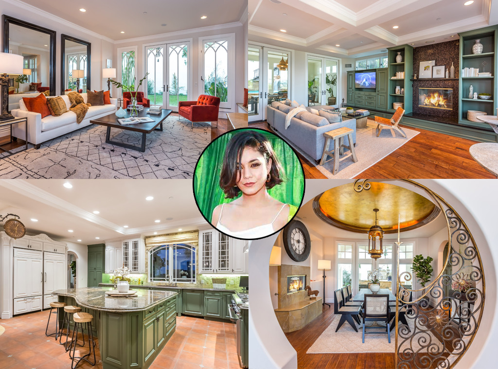 Vanessa Hudgens, Home, House