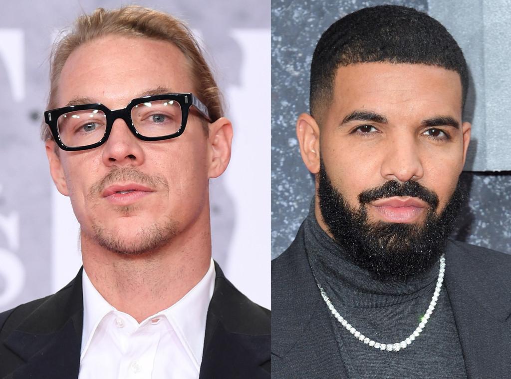 Diplo, Drake