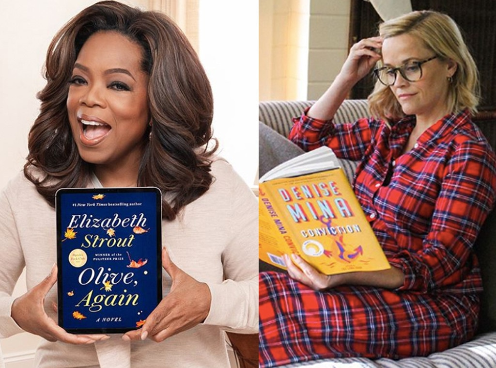 Ecomm: December 2019 Celebrity Book Picks