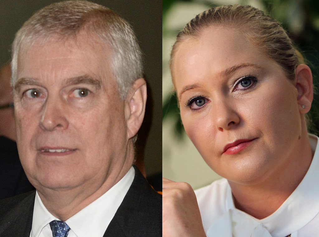 Prince Andrew Accuser Says She Ll Never Forget The Disgusting