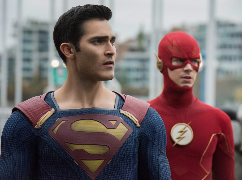 The Flash, Arrow, Supergirl, Legends, Crisis on Infinite Earths