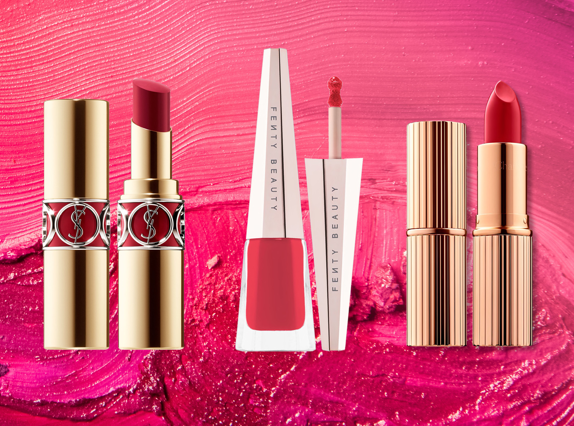 E-Comm, Red Lipsticks