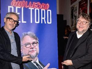 Alfonso Cuarón, Guillermo del Toro