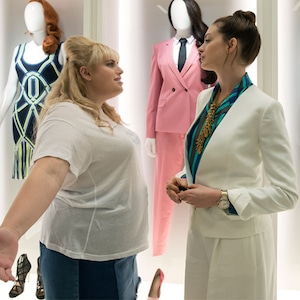 Rebel Wilson, Anne Hathaway, The Hustle