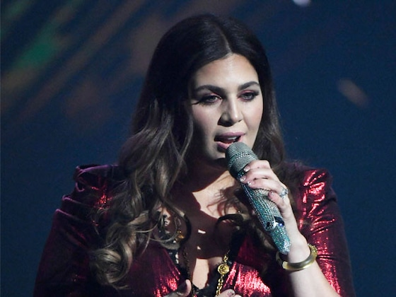 Hillary Scott's Outfits Bring the Glitz and Glam to Lady Antebellum's Las Vegas Residency