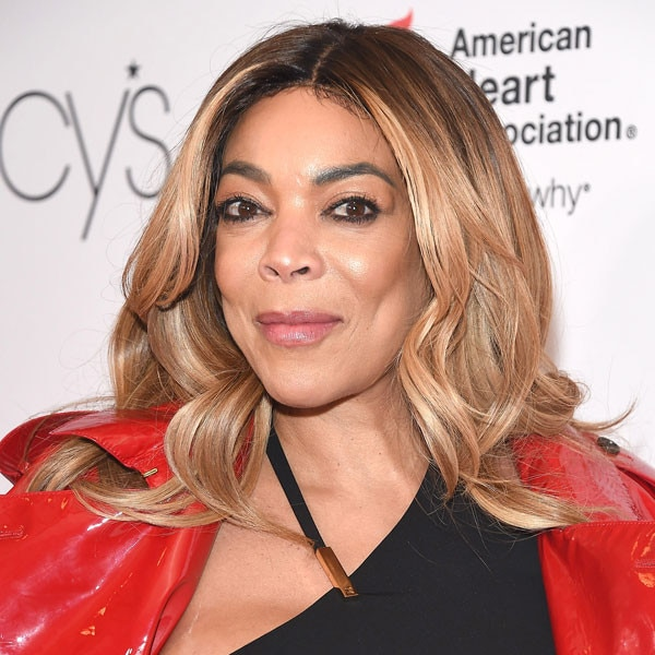Wendy Williams Hospitalized After Learning Husband's Mistress Gave Birth