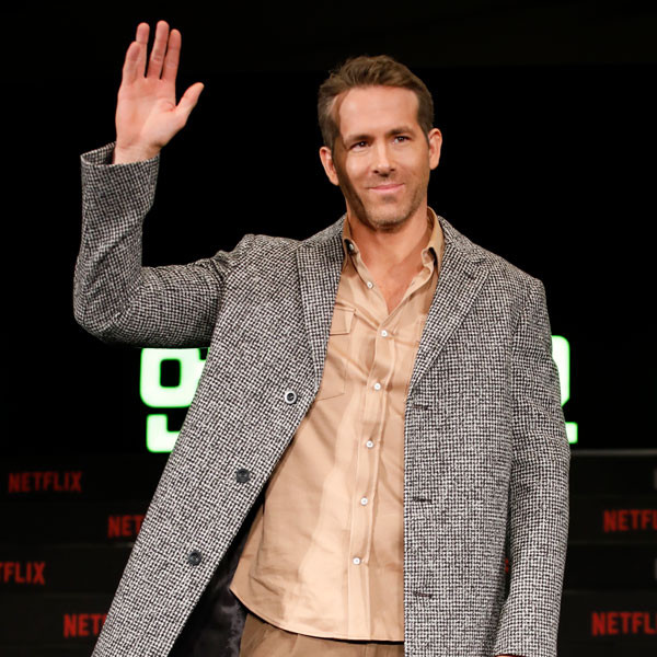Ryan Reynolds Just Saved the Viral Peloton Girl in Hilarious Ad for Aviation Gin
