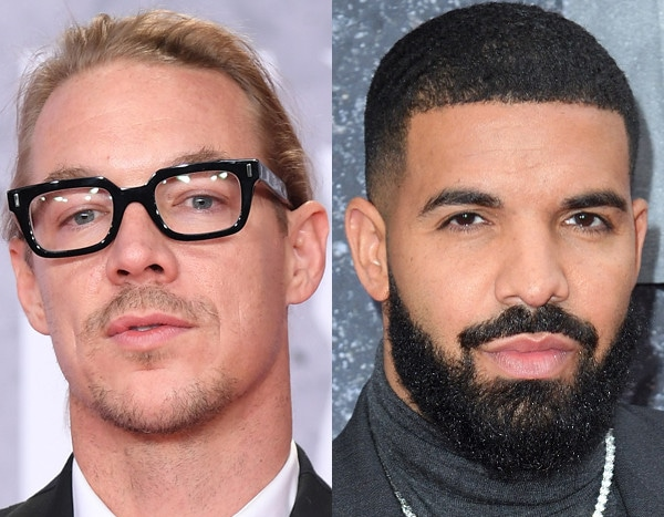 Diplo Rapper >> Diplo Just Found Out He S Feuding With Drake Long Room