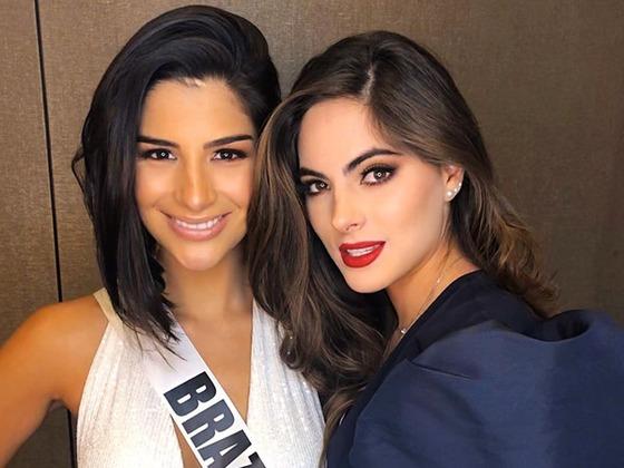 Tropezones, caídas y más… Así fue la gala preliminar del Miss Universo 2019