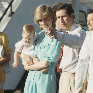 Prince Charles, Diana, Princess of Wales, Prince William