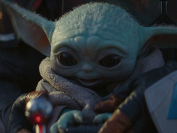 Missing Baby Yoda? Get Your Fix Right Here Thanks to George Lucas