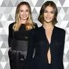 E-Comm: What The Fashion: Monochromatic Trend, Margot Robbie, Kaia Gerber