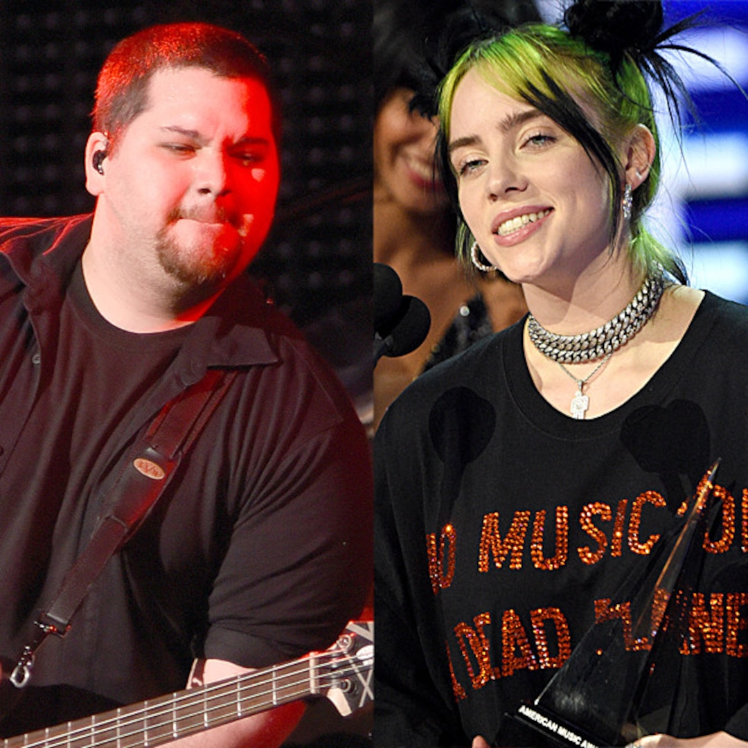 Billie Eilish Doesn T Know Who Van Halen Is They Think It S Cool E Online Au
