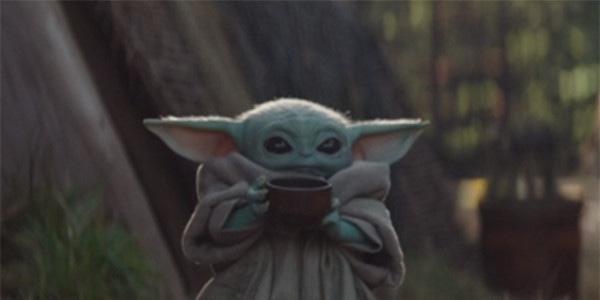 15+ Baby Yoda Memes Drinking Soup - Factory Memes