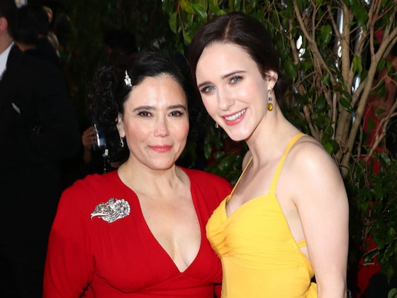 Proof Rachel Brosnahan and Alex Borstein Are An Even Better Duo Offscreen