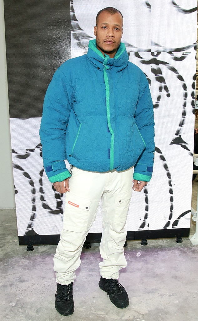 Heron Preston -  Attended the WARDROBE.NYC Store Launch on Feb. 11, 2019.