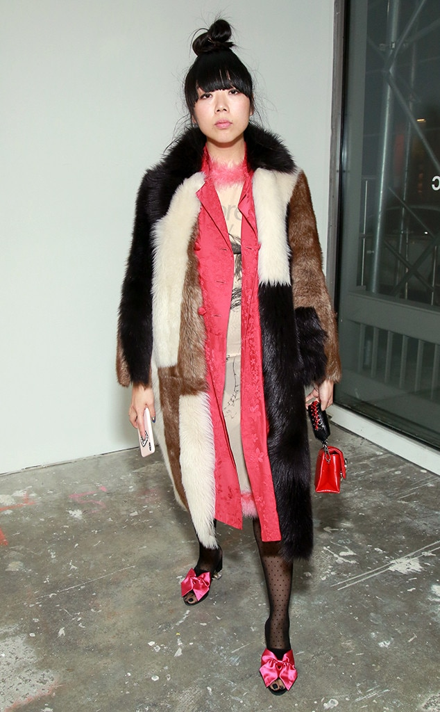 Susie Bubble -  Attended the WARDROBE.NYC Store Launch on Feb. 11, 2019.