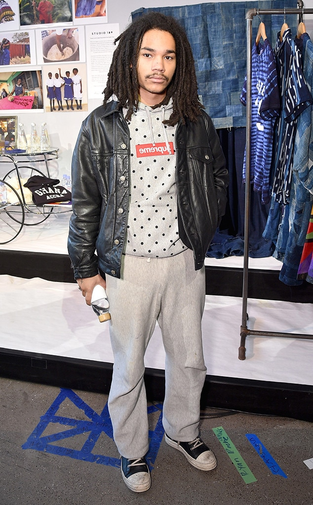 Luka Sabbat, Fashion Week Events, Studio 189