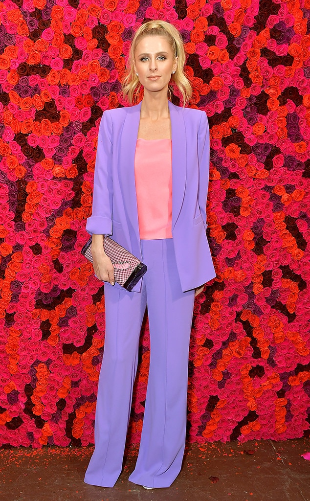 Nicky Hilton -  Attended the Alice + Olivia show on Feb. 11, 2019.