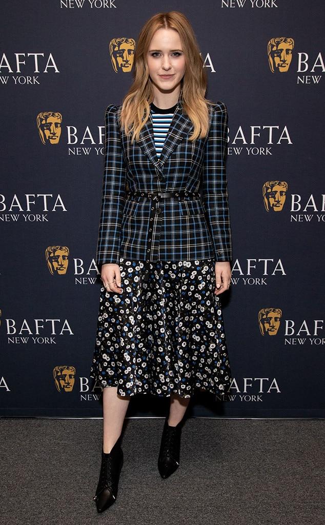 Rachel Brosnahan, Fashion Police Widget
