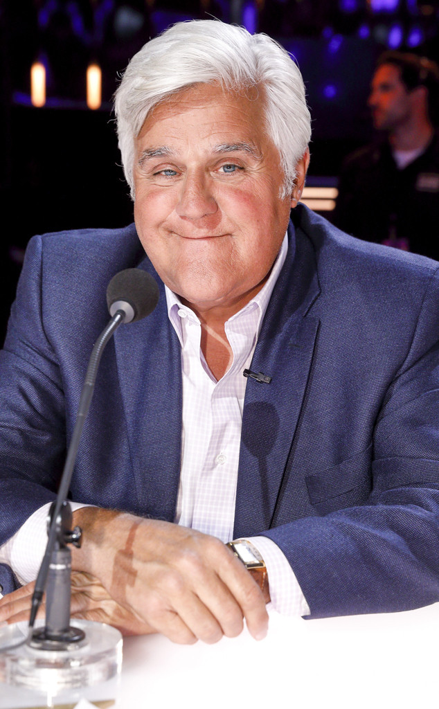 Jay Leno - AMERICA'S GOT TALENT
