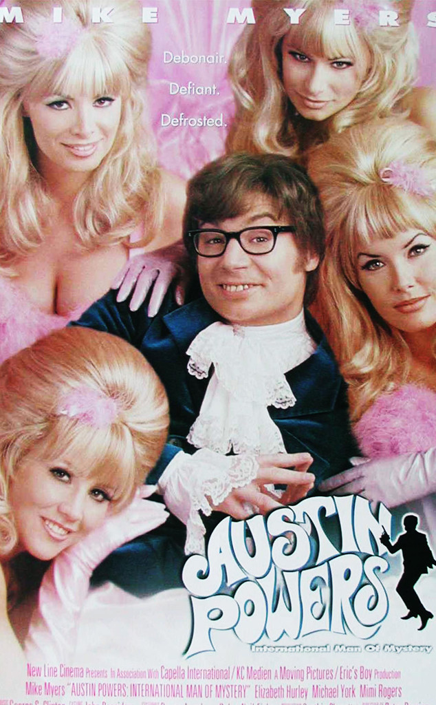 Netflix December New Releases - Austin Powers