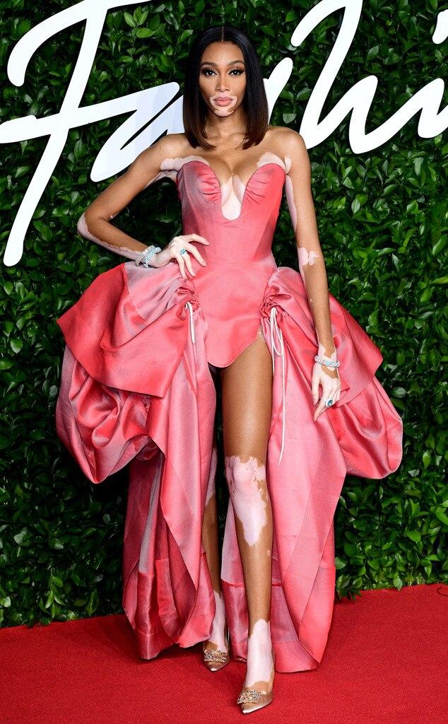 Winnie Harlow, The Fashion Awards 2019