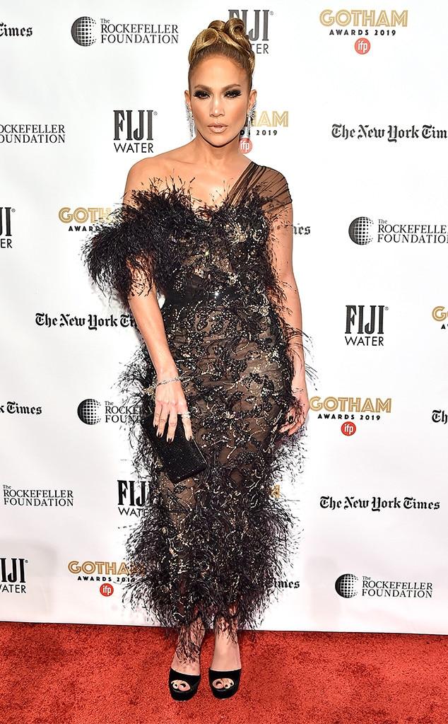 Jennifer Lopez, 2019 Gotham Awards