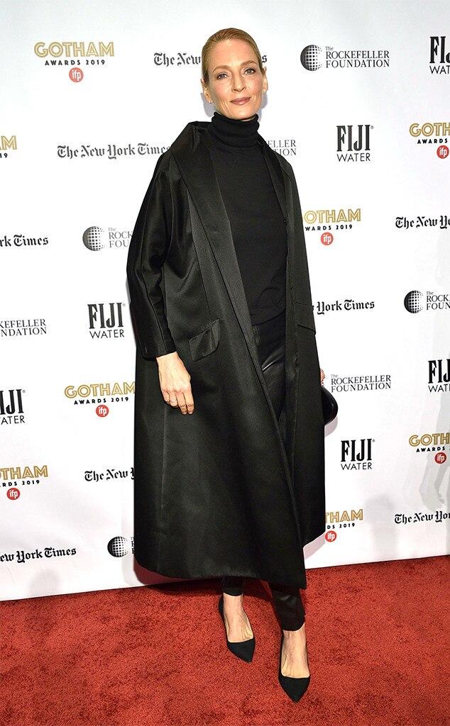 Julia Stiles From Gotham Awards 2019 E News