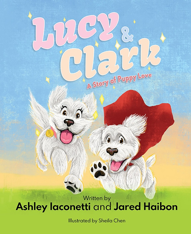 Jared Haibon & Ashley Iaconetti -  The  Bachelor in Paradise  stars have written a children's  picture book  about overcoming your fears and stepping out of your comfort zone—both of which had to happen for the pair to be the happy couple they are today.
