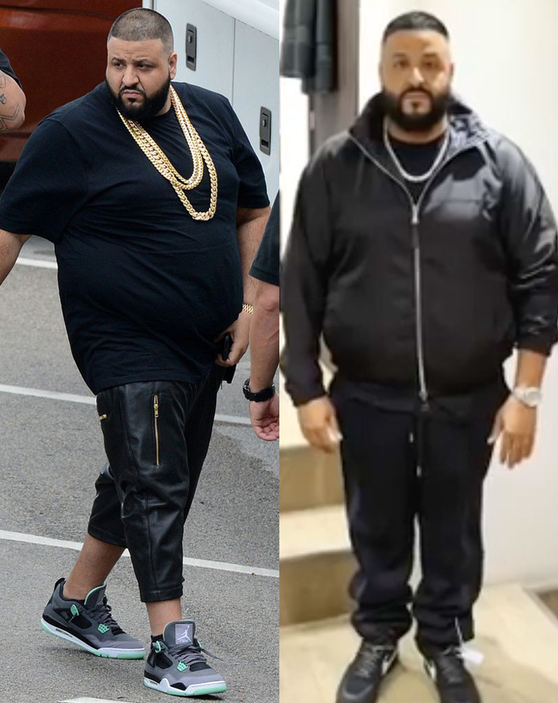 Image result for DJ Khaled Drops 43 lbs in Dramatic Makeover Pics: How He did It & See Before & After Pics