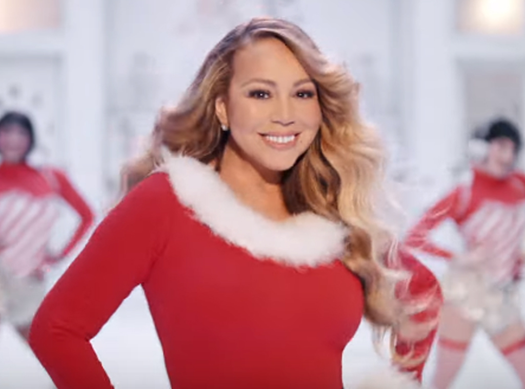 Mariah Carey, All I Want for Christmas Is You, Music Video