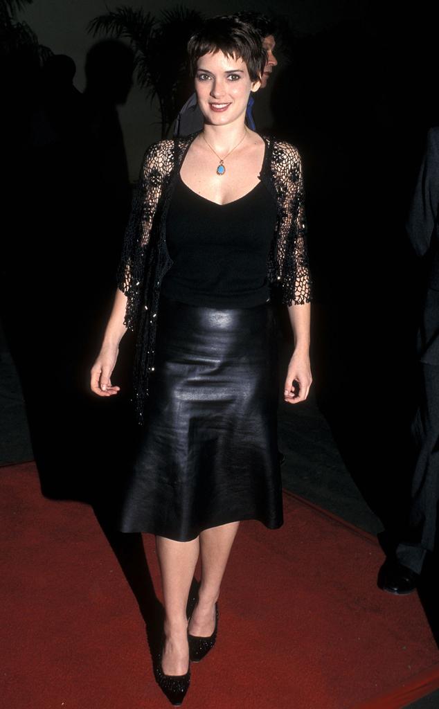 Winona Ryder, Girl Interrupted, Girl Interrupted Premiere