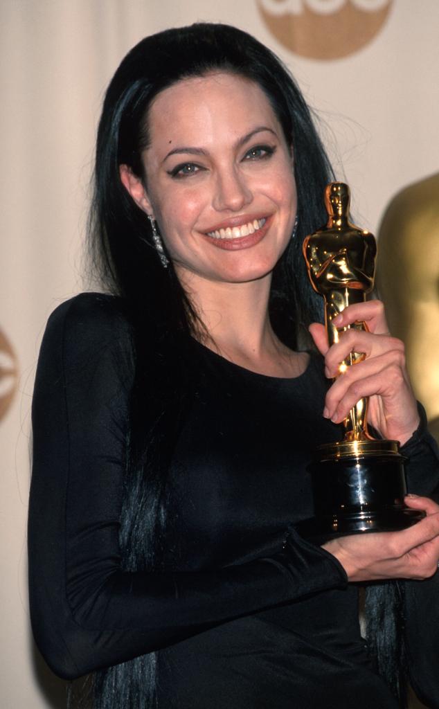 Angelina Jolie, 2000 Oscars