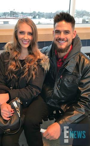 Zach Nichols, Jenna Compono, proposal, exclusive