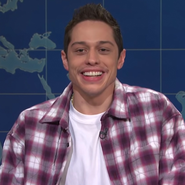 Pete Davidson Steps Out For the First Time Since Kaia Gerber Split