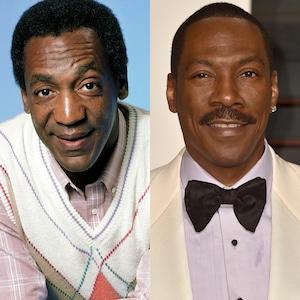 Bill Cosby, Eddie Murphy