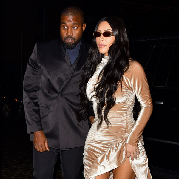Kim Kardashian and Kanye West Mourn Kobe Bryant During Emotional Sunday Service