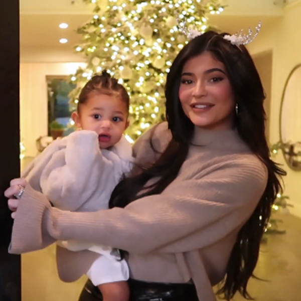 Watch Stormi Webster Star Alongside Kylie Jenner in New Cosmetics Campaign
