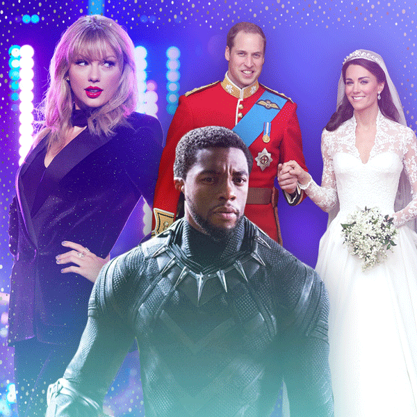 The Biggest Pop Culture Moments of the Decade