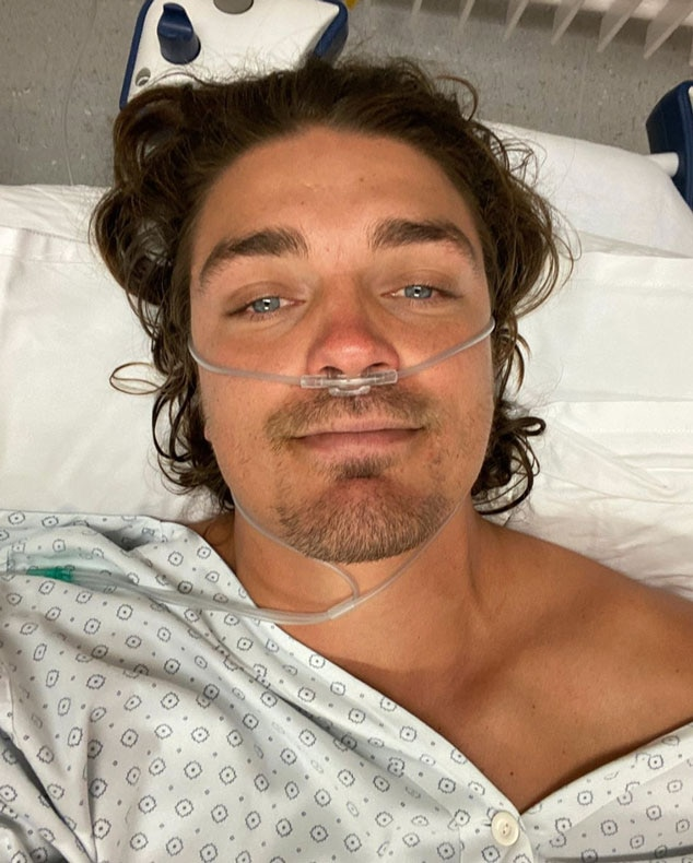 'Bachelor' star Dean Michael Unglert In Hospital After Swiss Alps Ski Accident
