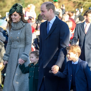Princess Charlotte, Kate Middleton, Prince William, Prince George, Christmas 2019