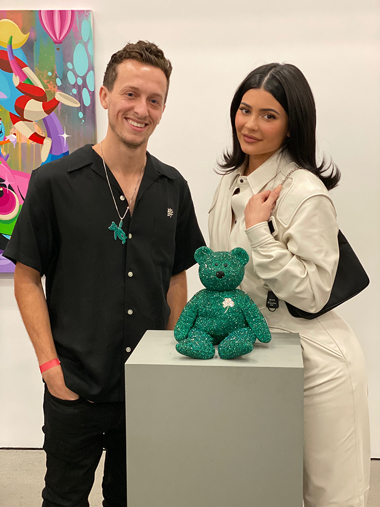 Kylie Jenner, Auction, Beanie Baby, Dan Life