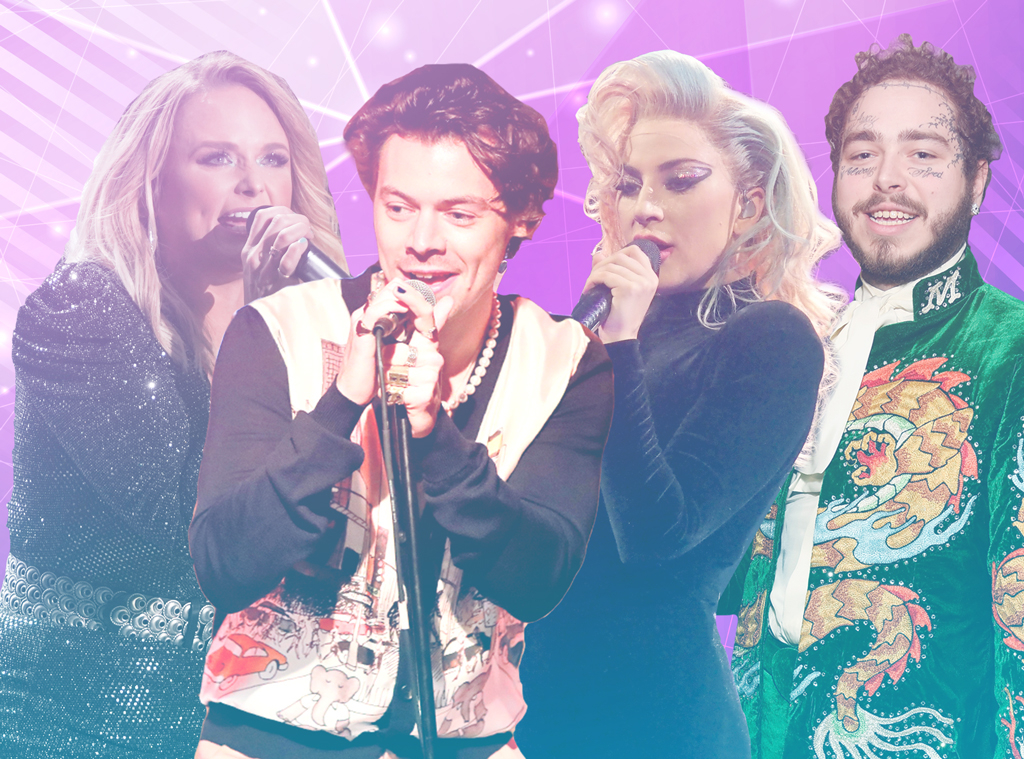 Concerts in 2020, Miranda Lambert, Harry Styles, Lady Gaga, Post Malone