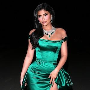 Kylie Jenner, Fashion Police Widget
