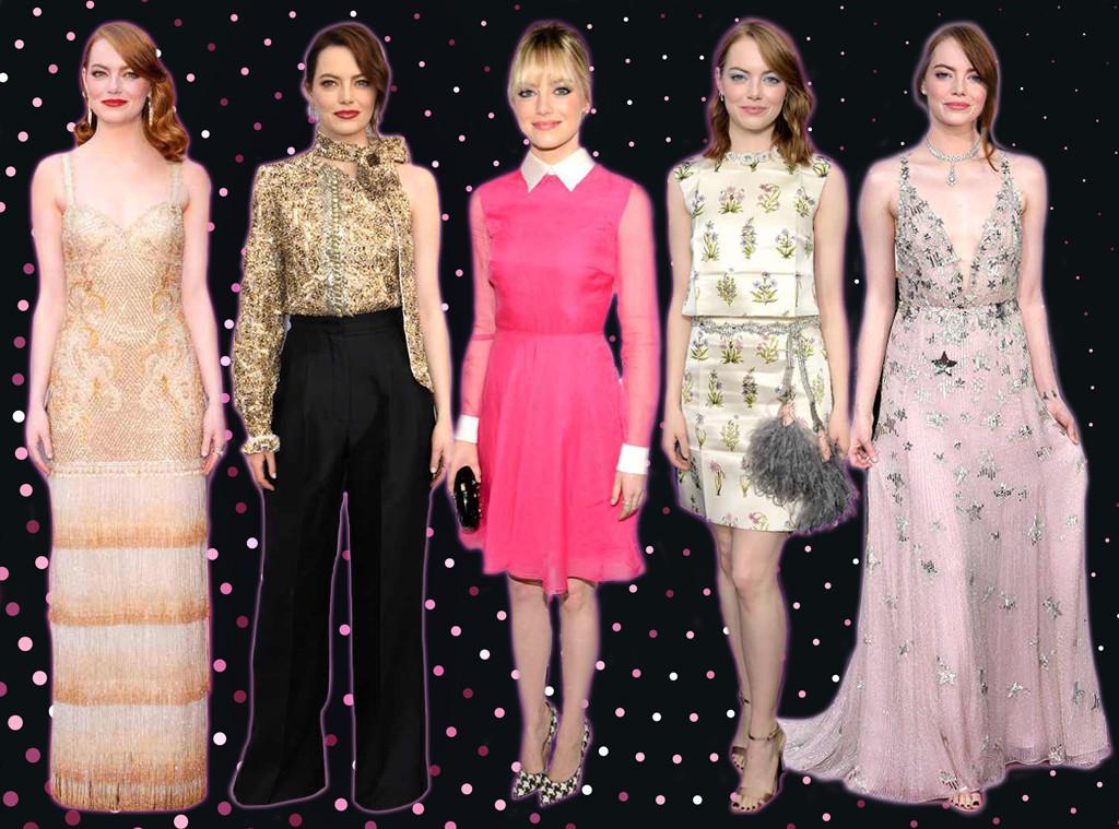 Emma Stone Best Looks