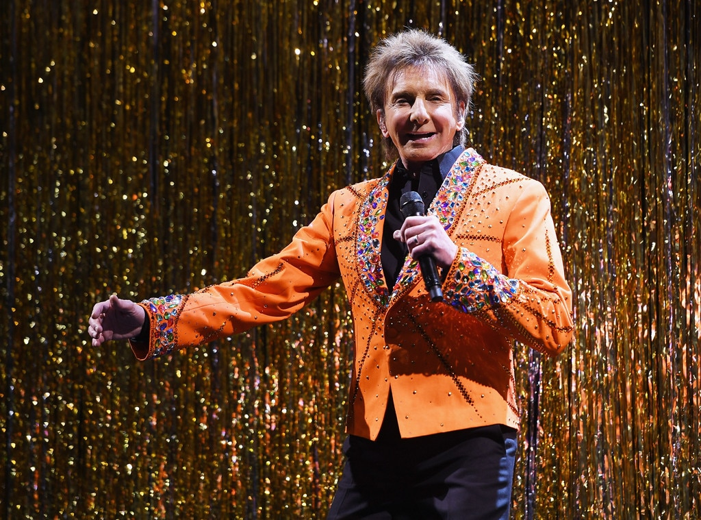 Barry Manilow, Michael Kors Collection Fall 2019 Runway Show