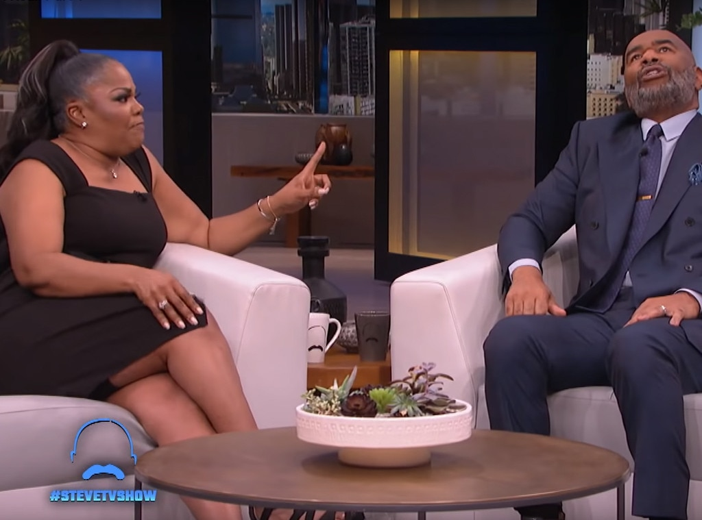 'Coward' Steve Harvey SLAMMED For Mo'Nique Interview!