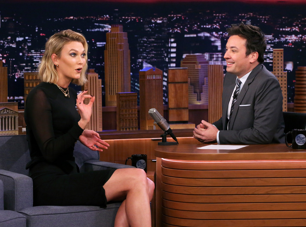 Karlie Kloss, The Tonight Show